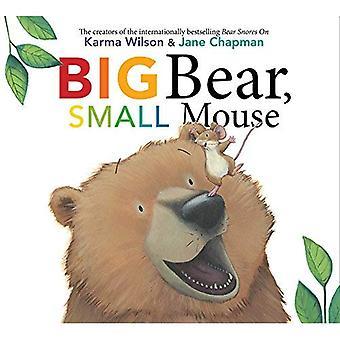 Big Bear, liten mus (Bear böcker)