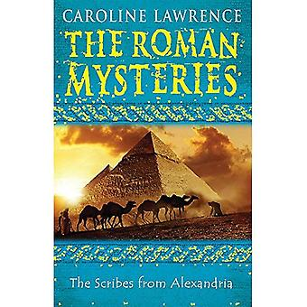 The Scribes from Alexandria: Roman Mystery 15 (The Roman Mysteries)