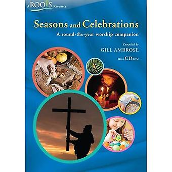 Seasons and Celebrations: A round-the-year worship companion