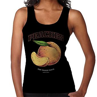 Holly Willoughby Im A Celebrity Peaches Slogan Women's Vest