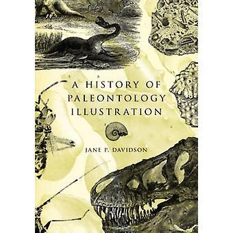Uma história da paleontologia ilustração por Jane P. Davidson - 97802533