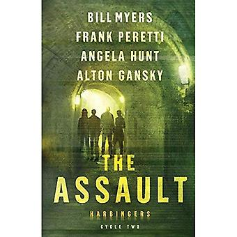 The Assault: Cycle Two of the Harbingers Series (Harbingers)