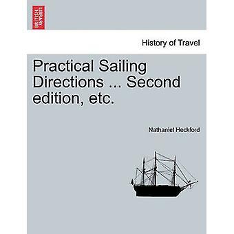 Práticos vela direções... Segunda edição etc por Heckford & Nathaniel