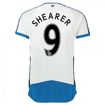 2015-16 Newcastle hem skjorta (Shearer 9)