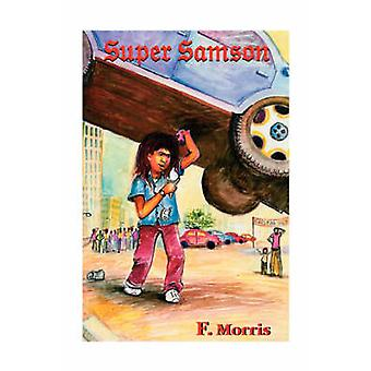 Super Samson by Morris & F.