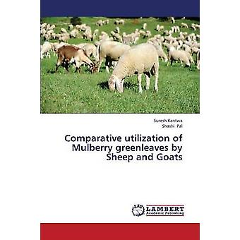 Comparative Utilization of Mulberry Greenleaves by Sheep and Goats by Kantwa Suresh