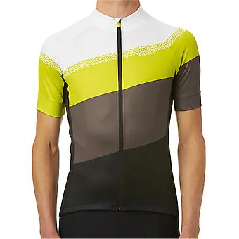Giro Citron Green Terrace 2019 Chrono Short Sleeved MTB Jersey