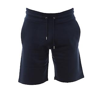Kenzo Blue Cotton Shorts
