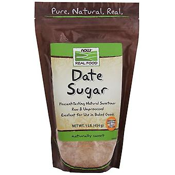 Now Foods Date Sugar 454 g