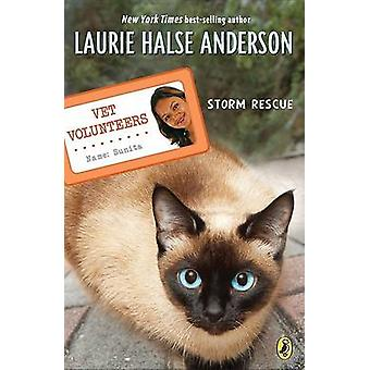Storm Rescue by Laurie Halse Anderson - 9780142411018 Book
