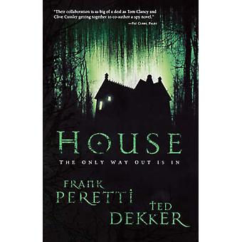 House by Frank Peretti - 9781595541567 Book