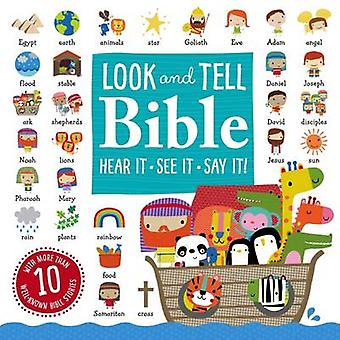 Look and Tell Bible by Thomas Nelson - 9781785981524 Book