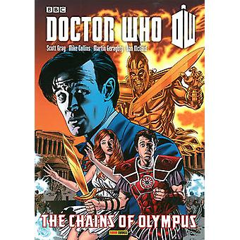 Doctor Who - Chains of Olympus by Scott Gray - Dan McDaid - Mike Colli