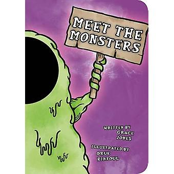 Meet the Monsters by Grace Jones - 9781911419020 Book