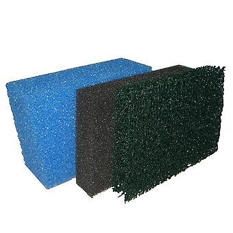 Pontec MultiClear 5000 Replacement Foam Set - 12092