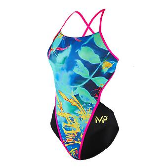 Michael Phelps Fusion Openback Swimwear For Girls