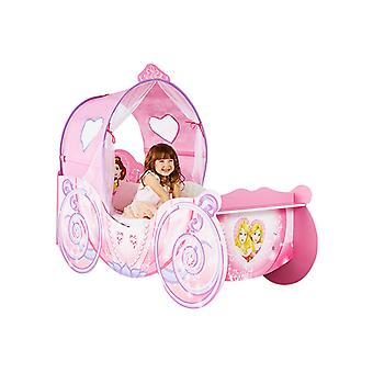Disney Princess carruagem característica cama da criança