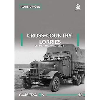 Cross-Country Lorries: German Manufacturers (Cameraa� on)