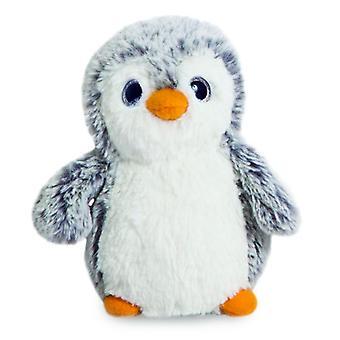 Aurora pompom pingvin 6 tum plysch mjuk leksak