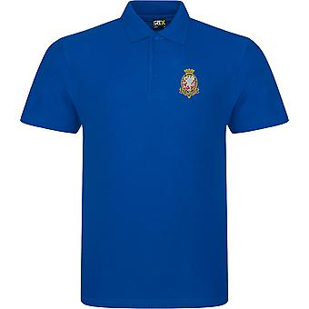 Royal Wessex Yeomanry - Licence British Army Embroidered RTX Polo Royal Wessex Yeomanry - Licence British Army Embroidered RTX Polo Royal Wessex Yeomanry - Licence British Army Embroidered RTX Polo Royal We