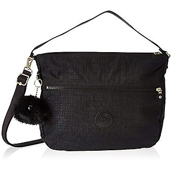 Kipling Fenna - Black Pylon Emb shoulder bags 9.5x37x31 cm (B x H T)