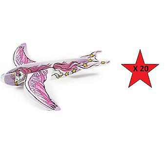 Unicorn Glider - 20 Supplied