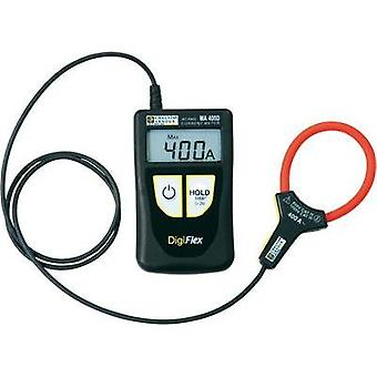 Current clamp, Handheld multimeter digital Chauvin Arnoux Digiflex CAT IV 600 V Display (counts): 4000