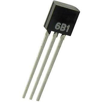 Sensor de temperatura B+B Thermo-Technik TSIC506-TO92-10 hasta + 60 ° C