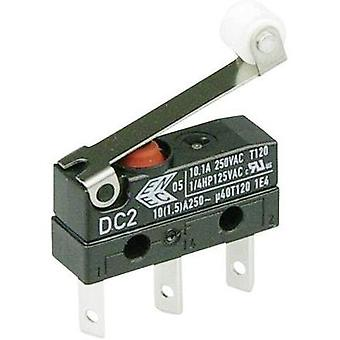 Microswitch 250 Vac 10 A 1 x On/(On) Cherry Switches