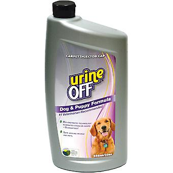 Urine Off Dog & Puppy Formula W/Carpet Applicator Cap 32oz- PT6048