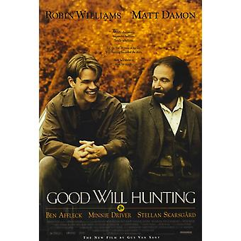 Good Will Hunting Movie Poster Print (27 x 40)