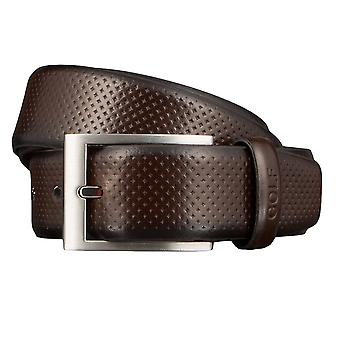 GOLF belts belts men's belts leather belt Brown 3480