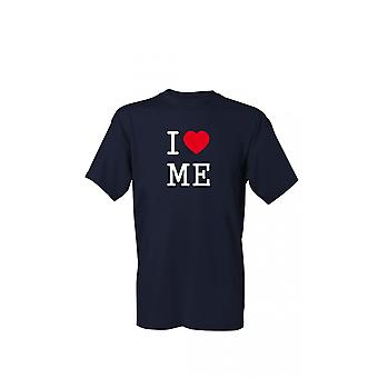 T-Shirt I Love Me S-4XL