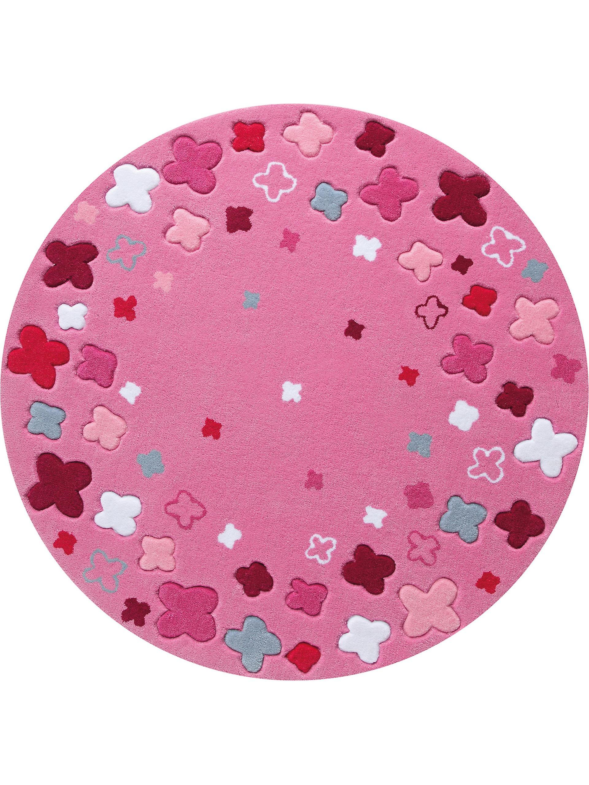 Esprit Bloom Field Kids Rug Rose