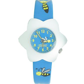 ESPRIT kids watch kids watch girl of young Busybee blue 4334671