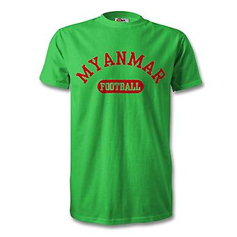 Myanmar Football Kids T-Shirt