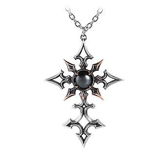 Alchemy Gothic Chao Crucis pendentif