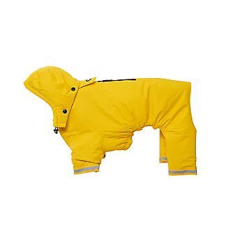 Buster Aqua regn frakke gul ekstra ekstra små