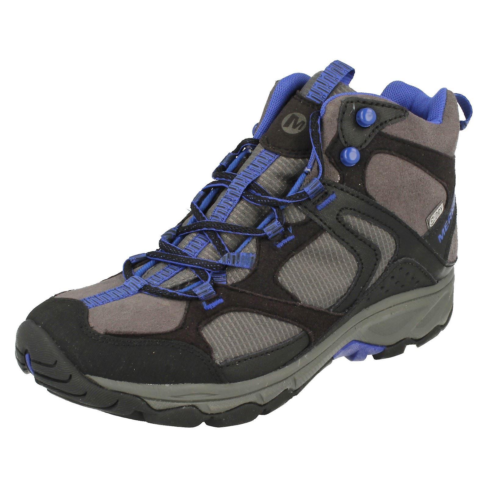 Ladies Merrell Waterproof Ankle Boots Daria Mid