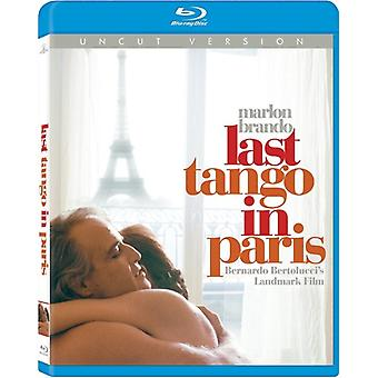 Sista tangon i Paris [BLU-RAY] USA import