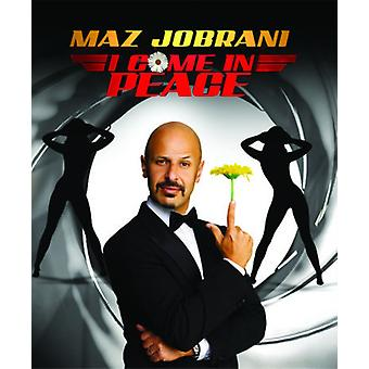 Maz Jobrani: I Come in Peace [Blu-ray] USA import
