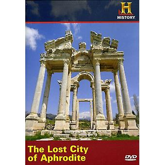 Lost City of Aphrodite [DVD] USA import