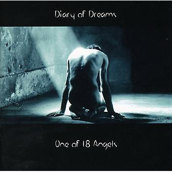 Diary of Dreams - One of 18 Angels [CD] USA import