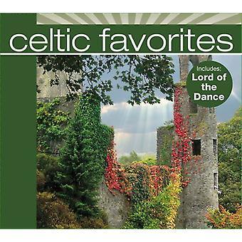 Forskellige kunstner - Celtic favoritter [CD] USA importerer