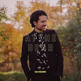 Matthew Dear - Matthew Dear DJ-Kicks [Vinyl] USA import