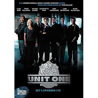 Enhed One: Serie 1 [DVD] USA importerer