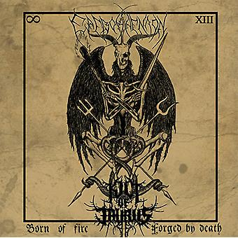Kult af Taurus / Aenaon Erevos - født af ild smedet af død [CD] USA import