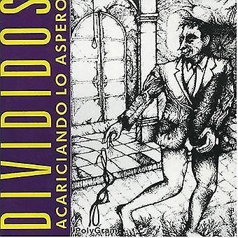 Divididos - Acariciando Lo Aspero [CD] USA import
