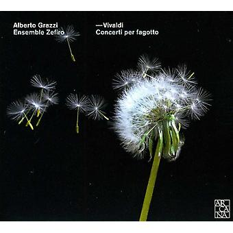 A. Vivaldi - Vivaldi: Concerti pr. Fagotto [CD] USA import
