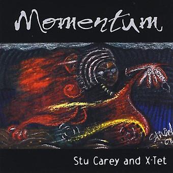 Stu Carey & X-Tet - Dynamik [CD] USA import